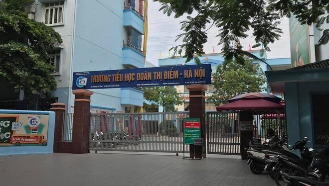 Trường Tiểu học Đoàn Thị Điểm (Nam Từ Liêm, Hà Nội).