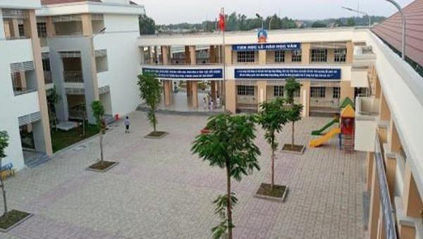 Trường tiểu học Thái Hòa B.