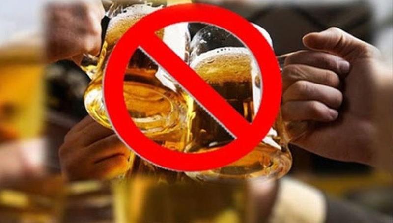 Từ 15/11: Những cơ sở nào sẽ bị phạt đến 01 triệu nếu uống rượu, bia ?