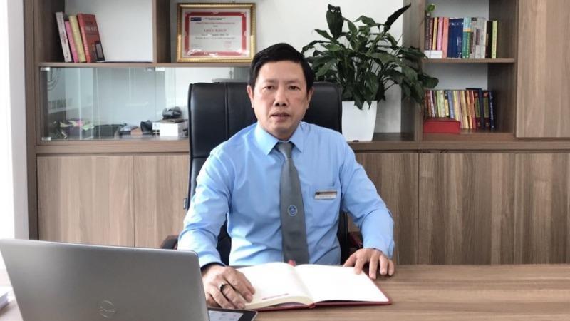 Luật sư  Nguyễn Tiến Sơn.
