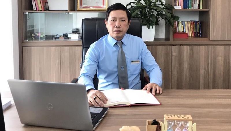 Luật sư Nguyễn Tiến Sơn - Văn phòng Luật sư Hoàng Huy (Đoàn Luật sư TP. Hà Nội).