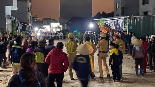 Người phụ nữ bán gà bị chồng sát hại giữa chợ ở Hưng Yên