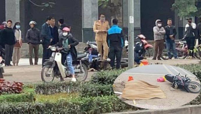 Đi lễ lúc rạng sáng, người phụ nữ lái xe máy tông vào gốc cây tử vong