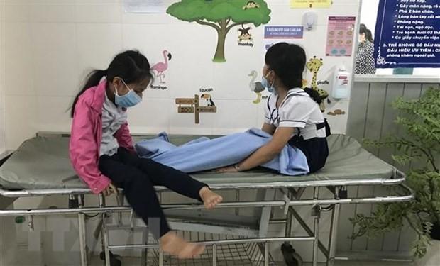 7 học sinh tiểu học nhập viện sau khi uống trà sữa ở Đồng Tháp