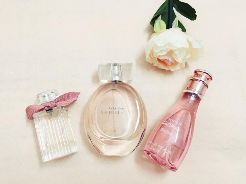Tặng nước hoa cho người yêu ngày Valentine