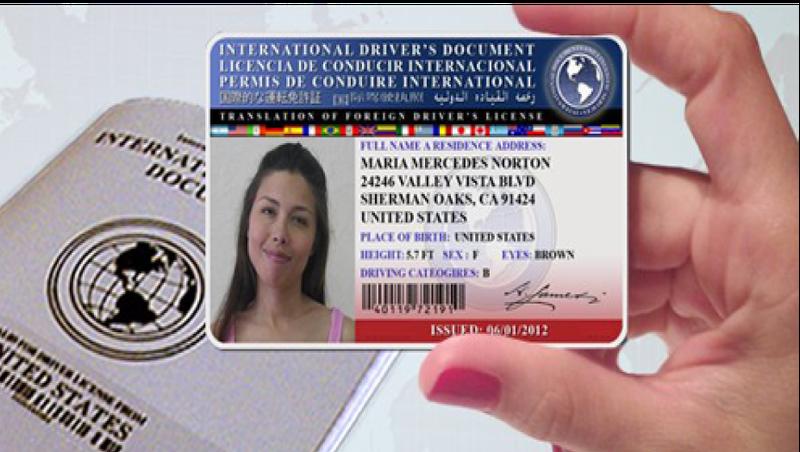 Có thể nộp hồ sơ cấp Giấy phép lái xe quốc tế trực tuyến