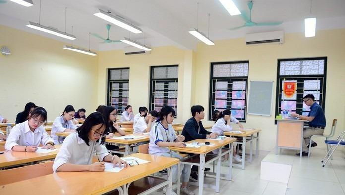 Thi không đỗ vẫn được cấp chứng nhận hoàn thành chương trình giáo dục phổ thông