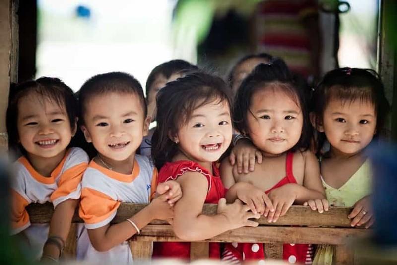Năm 2020 là 'Năm vì trẻ em'