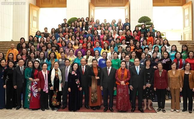 Việt Nam đứng thứ 3 về tỷ lệ phụ nữ tham chính cấp quốc gia