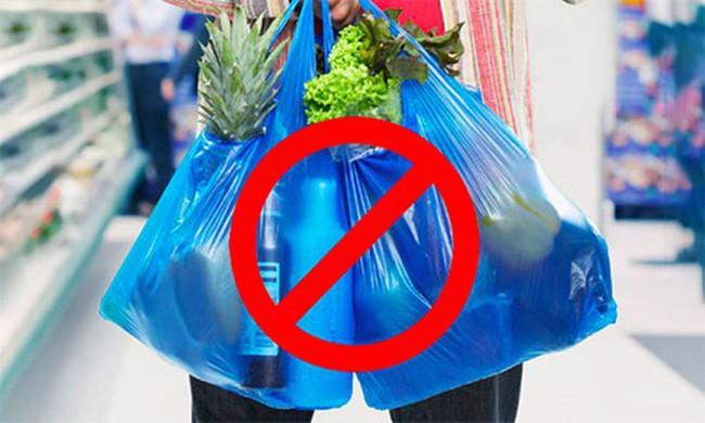 Hà Nội quyết tâm đến ngày 31/12/2020, 100% các trung tâm thương mại, siêu thị không dùng túi nilon