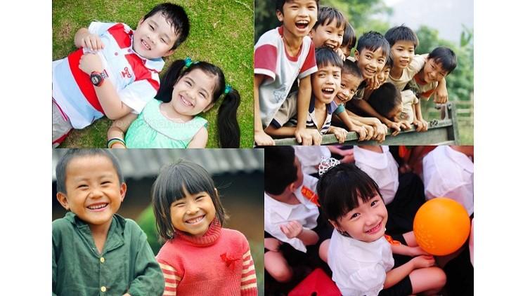 Năm vì môi trường sống an toàn cho trẻ em