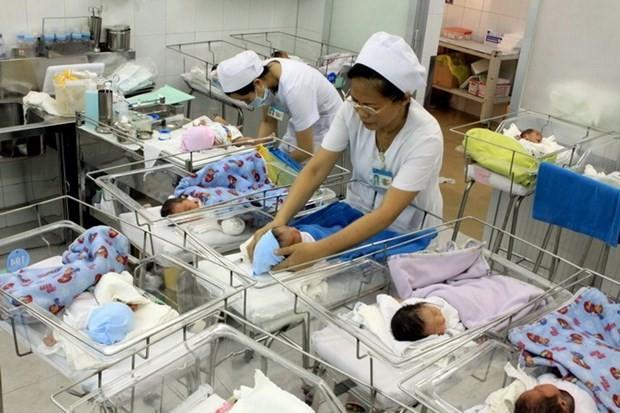Hơn 392.000 trẻ chào đời ngày đầu năm 2020