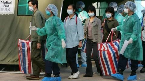 'Siết' giám sát dịch bệnh tại cửa khẩu để phòng virus viêm phổi bí ẩn từ Trung Quốc