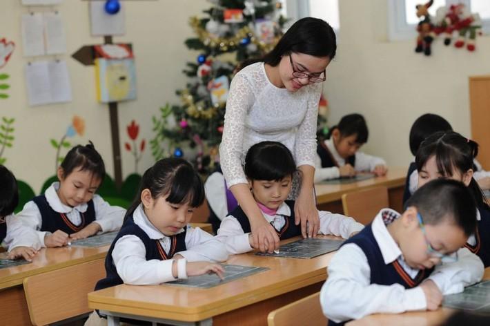 Số giáo viên cần nâng chuẩn trình độ từ 1/1/2020 dự kiến khoảng 500.000 người (ảnh minh họa)