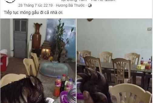 Lời cảnh tỉnh cho những kẻ sử dụng mạng xã hội buôn bán động vật hoang dã
