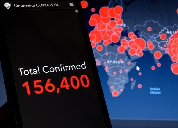 Tin tặc đã tạo ra phần mềm độc hại có chủ đề Covid-19 có thể theo dõi điện thoại Android. (Nguồn: Getty Images)