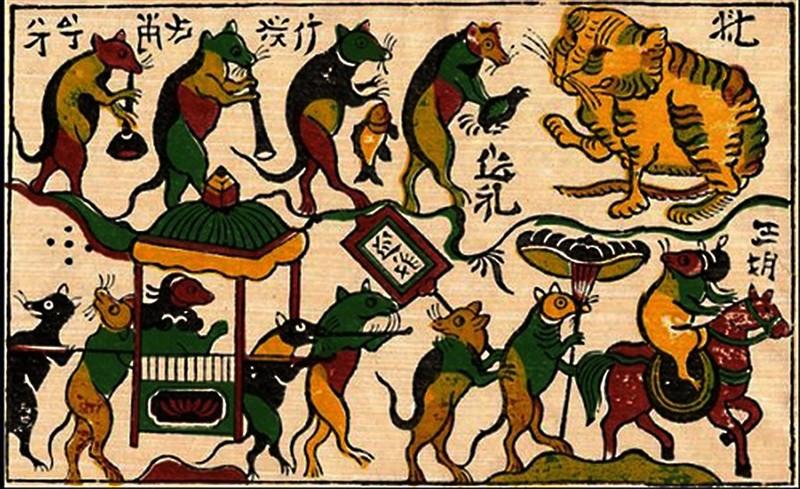 Đệ trình UNESCO ghi danh 'Nghề làm tranh dân gian Đông Hồ'