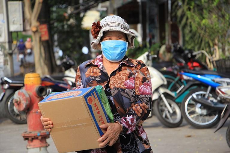20 triệu người hưởng gói hỗ trợ khó khăn do dịch Covid-19 của Chính phủ