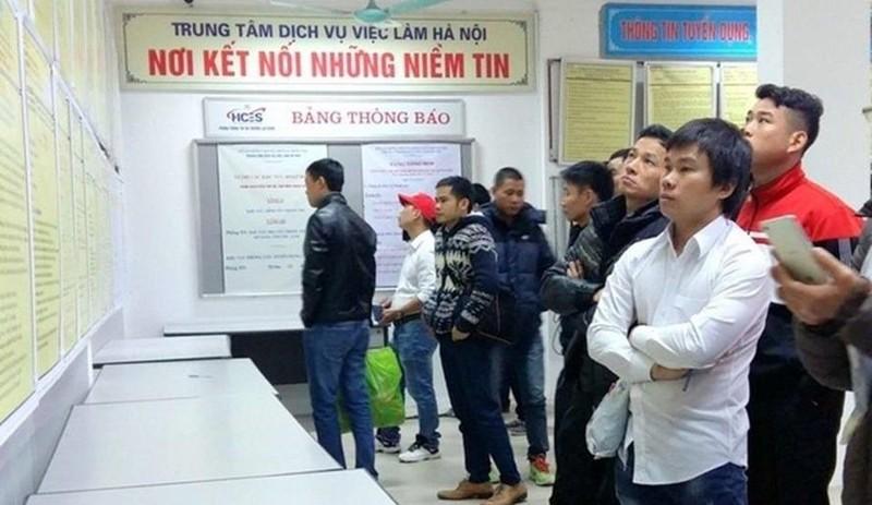 Do đại dịch, tỷ lệ người Việt Nam tham gia lực lượng lao động là 75,4%, mức thấp kỷ lục trong 10 năm qua (ảnh minh họa).
