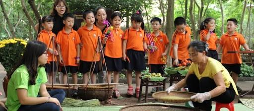 Tour du lịch hè thú vị tại Bảo tàng Dân tộc học Việt Nam