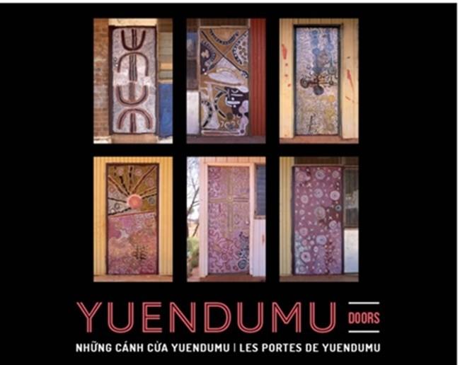 Những cánh cửa YUENDUMU mở ra câu chuyện về cộng đồng thổ dân Úc