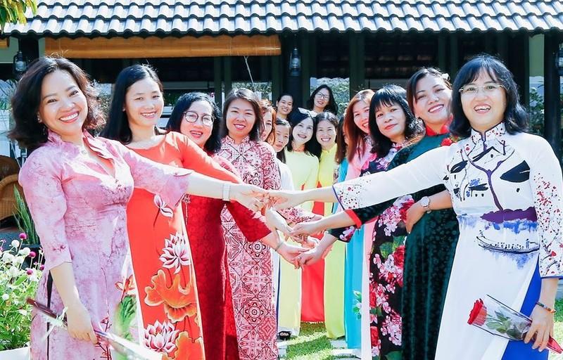 Đồng hành để áo dài Việt Nam thành Di sản văn hóa phi vật thể