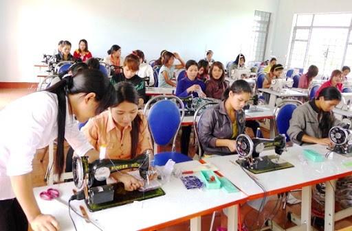 Trên 9,6 triệu lao động nông thôn đã được học nghề