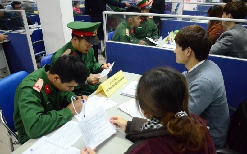 Hà Nội mở phiên giao dịch việc làm dành cho bộ đội xuất ngũ