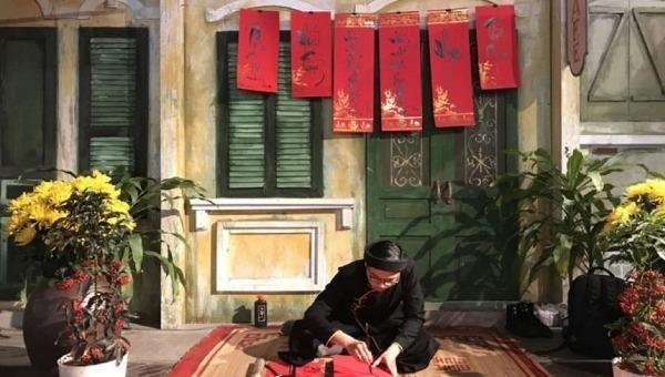 """""""Tân Sửu nghênh xuân"""" tại Trung tâm Bảo tồn di sản Thăng Long – Hà Nội"""