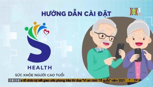 Ra mắt ứng dụng chăm sóc sức khỏe cho người cao tuổi trên thiết bị di động