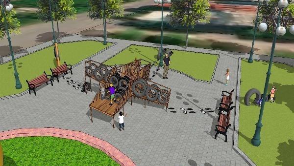 Sân chơi Nỏ thần giúp trẻ em nhận thức về lịch sử dân tộc