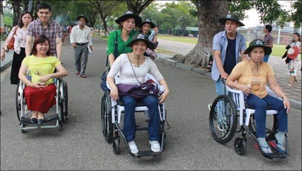 Phấn đấu giai đoạn 2021-2025 có 60% phụ nữ khuyết tật được trợ giúp bằng các hình thức khác nhau (ảnh minh họa)