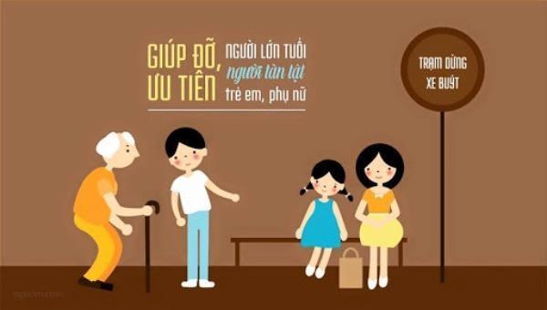Làm phim về nét đẹp văn hóa ứng xử trong gia đình, xã hội