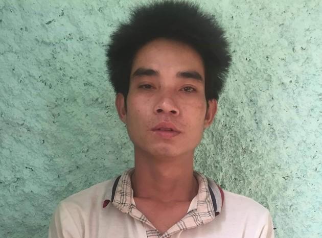 Lương Văn Anh (ảnh: Hoàng Tuấn)