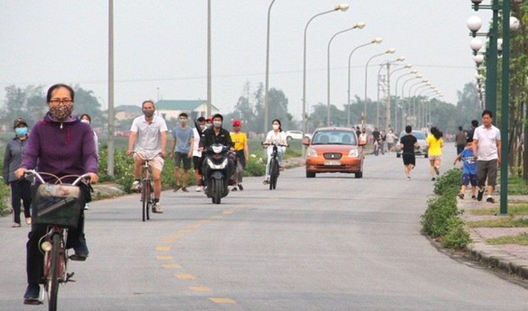 Cán bộ, công chức Nghệ An trở lại trụ sở làm việc từ ngày 17/4