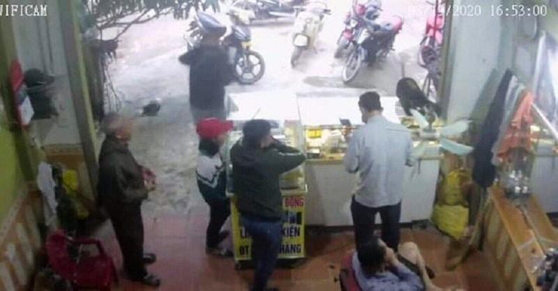 Thời điểm mất tích, cháu T. được xác định đi cùng Nguyễn Ngọc Khoát