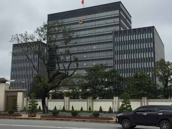 Trụ sở UBND tỉnh Nghệ An