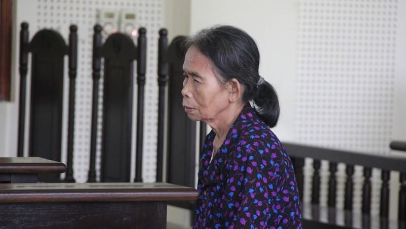 Bị cáo Phạm Thị Hường
