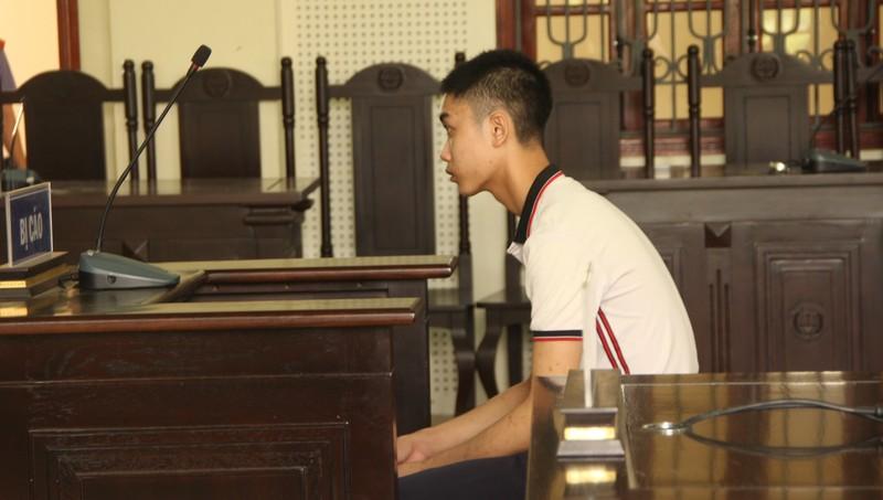 Bị cáo tại tòa