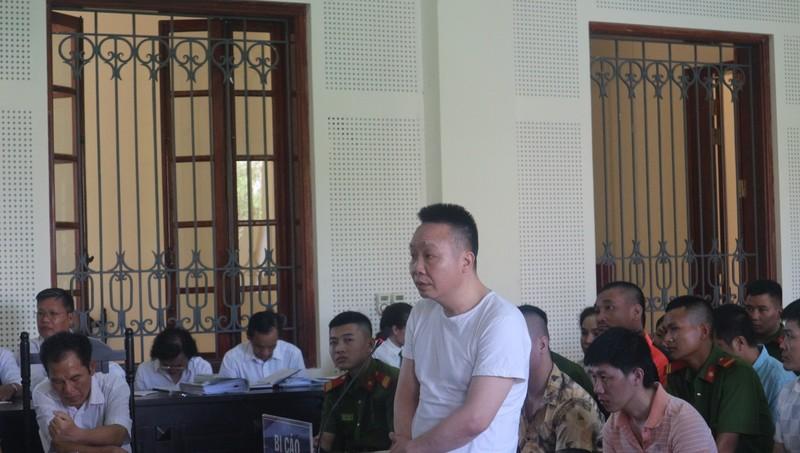 Bị cáo Võ Văn Quý lĩnh án tử hình