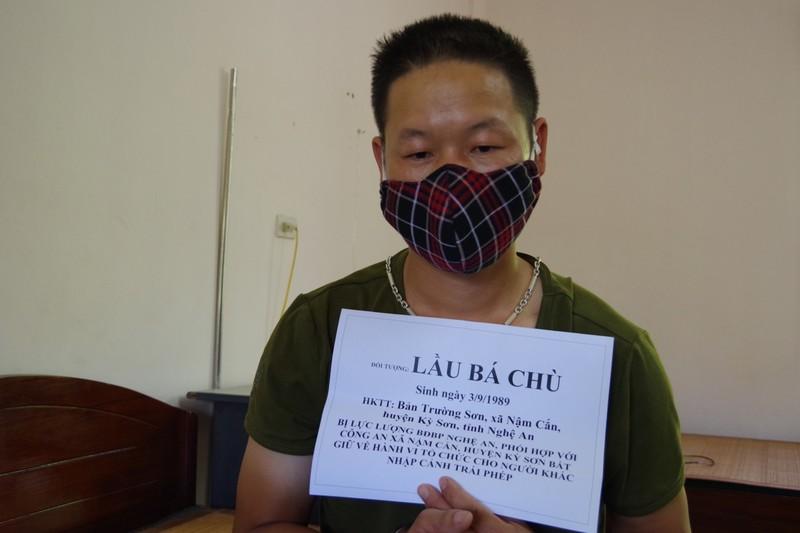 Gã trai bản dắt người nhập cảnh trái phép vào Việt Nam