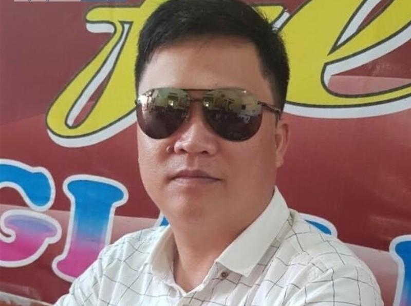 Đối tượng Nguyễn Đình Long