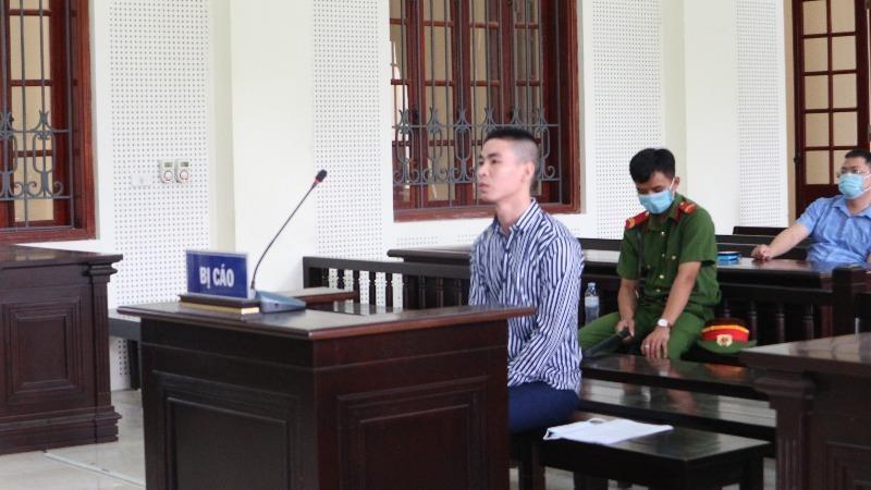 Bị cáo Nguyễn Văn Phi