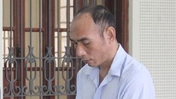 Bị cáo Văn Huy Thắng