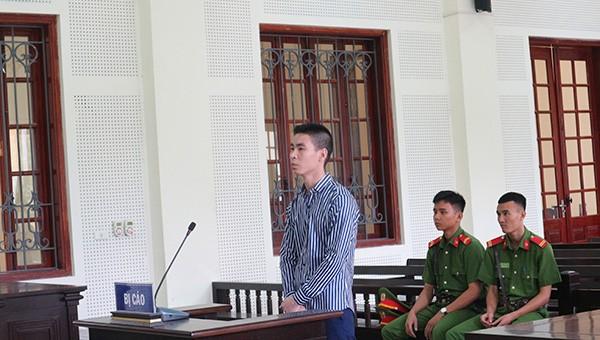 Bị cáo Nguyễn Văn Phi lĩnh án 16 năm tù