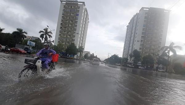 Để đảm bảo an toàn trước mưa bão, nhiều trường đã cho học sinh nghỉ học (ảnh minh họa)