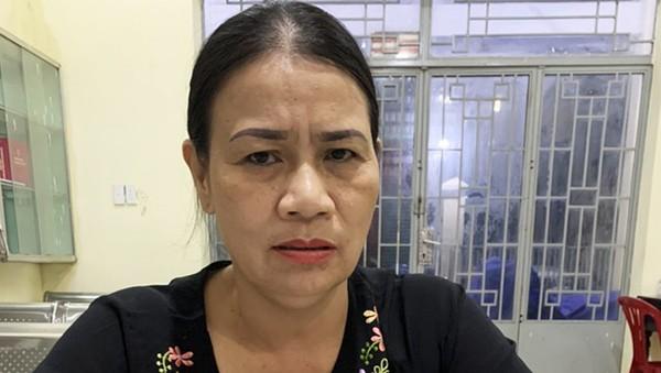 Vương Thị Dung bị bắt sau nhiều năm trốn nã