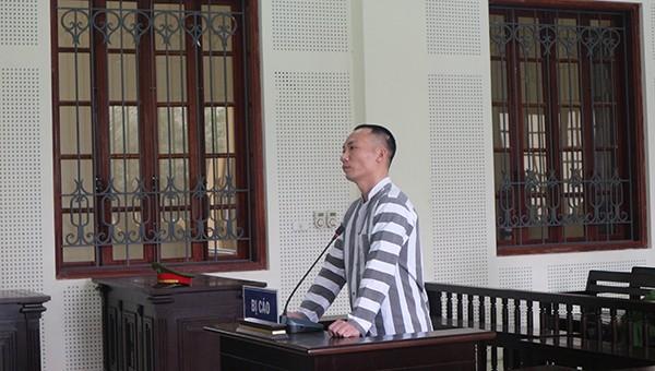 Bị cáo Nguyễn Việt Hùng lĩnh án tử hình
