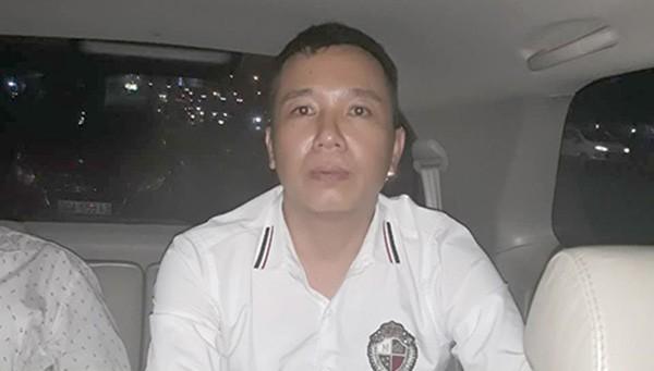 Đối tượng Nguyễn Duy Tuấn.
