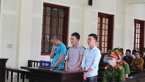 3 kẻ vận chuyển gần 31 kg ma túy từ Nghệ An ra Hà Nội lĩnh án tử